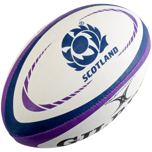 Ballon Rugby Ecosse