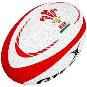Ballon Rugby Gilbert Pays de Galles