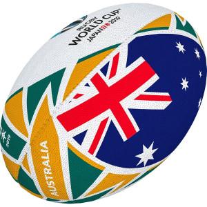 Ballon Rugby Gilbert Coupe du Monde 2019 Australie