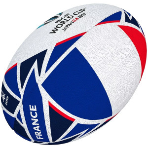 Ballon Rugby Gilbert Coupe du Monde 2019 France
