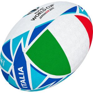 Ballon Rugby Gilbert Coupe du Monde 2019 Italie