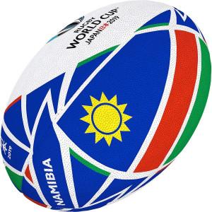 Ballon Rugby Gilbert Coupe du Monde 2019 Namibie