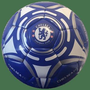 MINI Ballon de Foot Bleu Chelsea FC