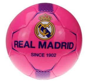 Ballon de Foot Rose Real de Madrid