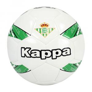 Ballon de Foot Kappa Blanc et Vert Bétis Séville