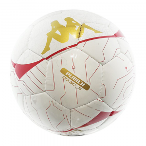 Ballon de Foot Kappa Blanc AS Monaco