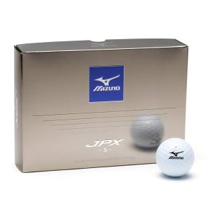 Boîte de 12 Balles de Golf Mizuno JPX-S Blanche