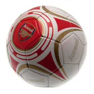 Ballon Blanc Rouge Arsenal
