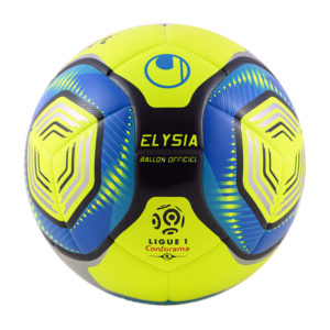 Ballon de Foot ELYSIA OFFICIEL de MATCH de Ligue 1