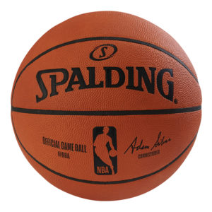 Ballon de Basket Spalding Officiel NBA