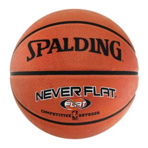 Ballon de Basket Spalding NBA NEVERFLAT Outdoor