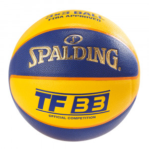 Ballon de Basket Spalding TF33 OFFICIAL GAME BALL