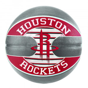 Ballon de Basket NBA Spalding HOUSTON ROCKETS