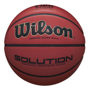 Ballon de Basket Wilson SOLUTION FIBA