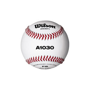 Balle de Baseball Wilson OFFICIAL LEAGUE