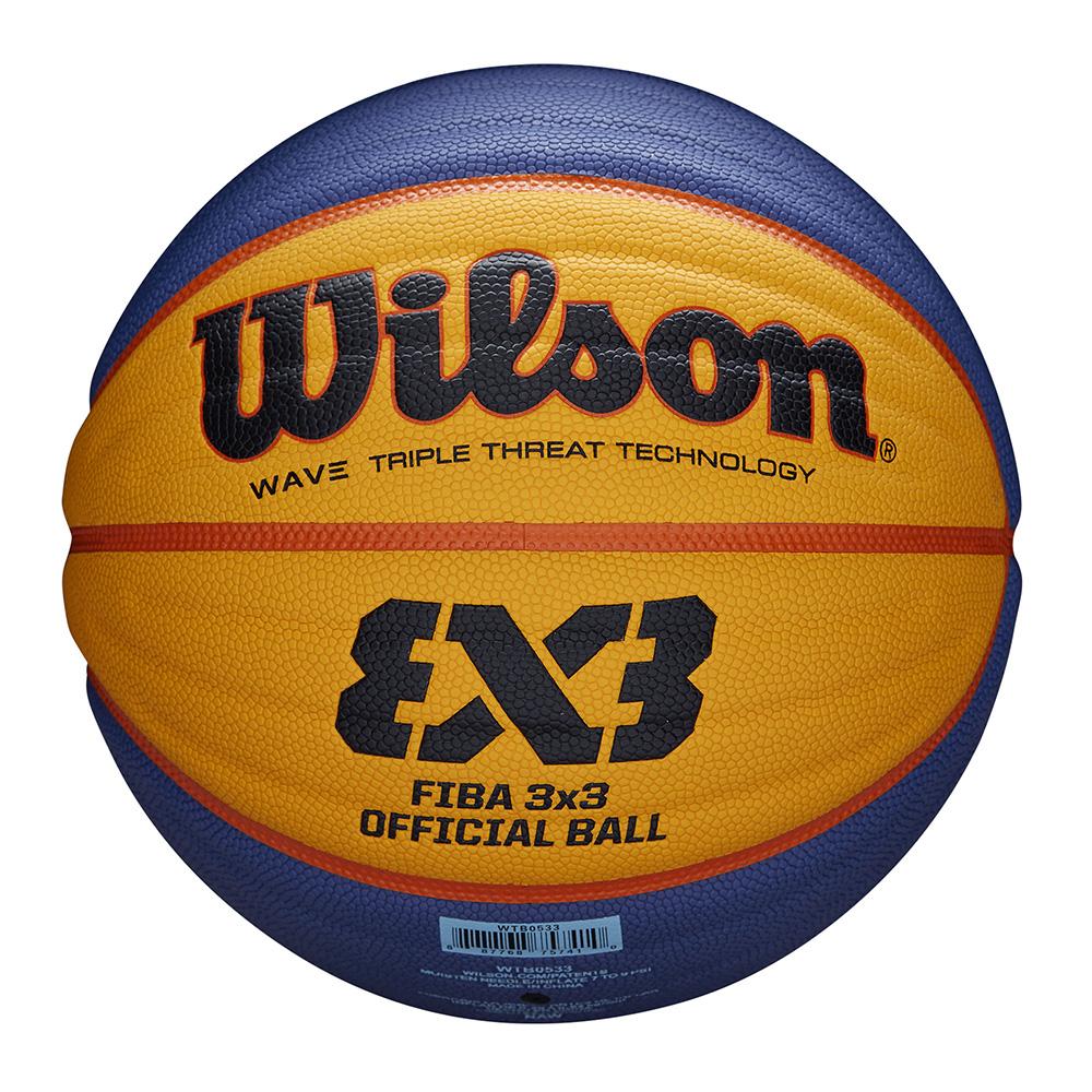 Ballon de Basket FIBA 3X3 OFFICIAL FFBB