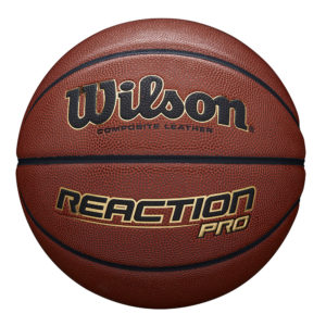 Ballon de Basket Wilson REACTION PRO 256