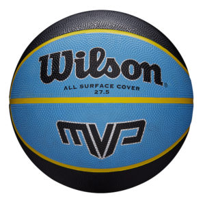 Ballon de Basket Wilson MVP BLUE JUNIOR
