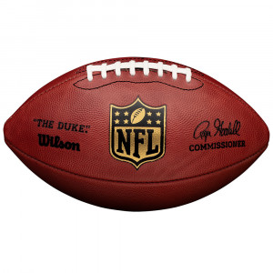 Ballon de Football Américain Match Officiel NFL DUKE