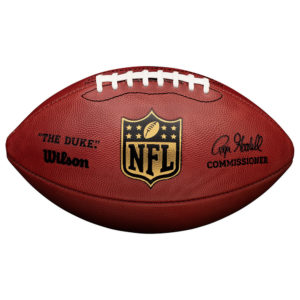 Ballon de Football Américain Wilson Officiel NFL DUKE