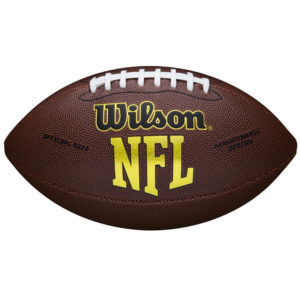 Ballon de Football Américain Wilson NFL FORCE Deflat