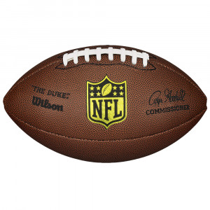 Ballon de Football Américain NFL DUKE REPLICA Deflat