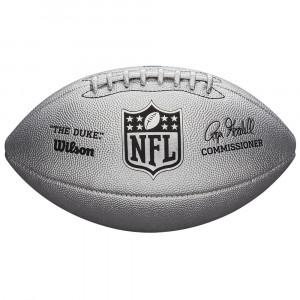 Ballon de Football Américain Wilson DUKE SILVER