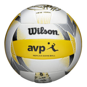 Ballon de Volley Wilson AVP CITY REPLICA NEW YORK