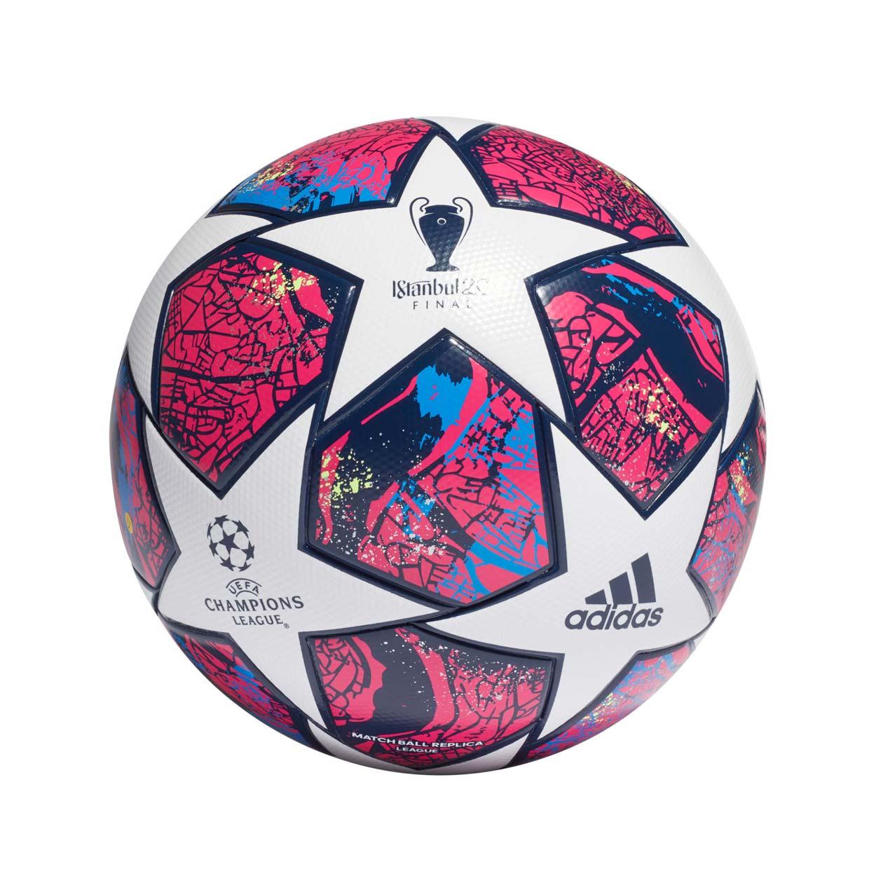 Ballon adidas de la Finale Champions League Istanbul 2020 VIEW 1