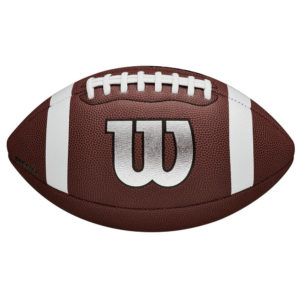 Ballon de Football Américain Wilson NFL Legend W