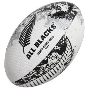 Ballon de Rugby Gilbert Nouvelle Zélande | Beach