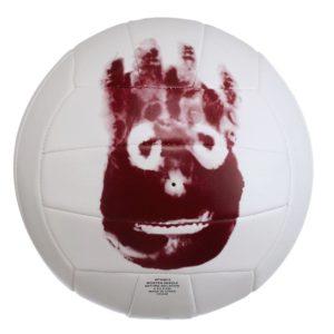 "Ballon de Volley Monsieur WILSON ""Seul au Monde"""