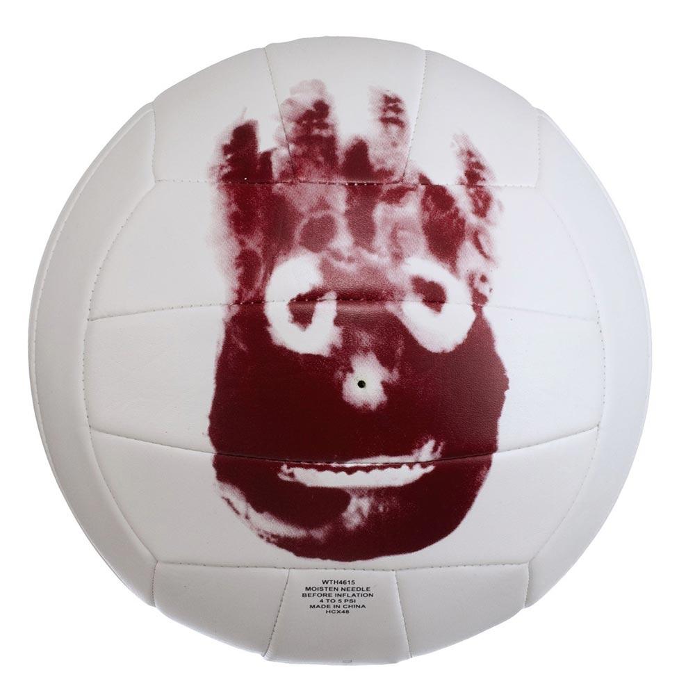 Ballon de Volley Monsieur WILSON Seul au Monde