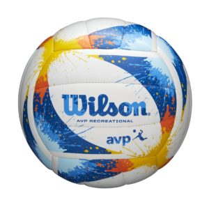 Ballon de Volley Wilson AVP Splatter
