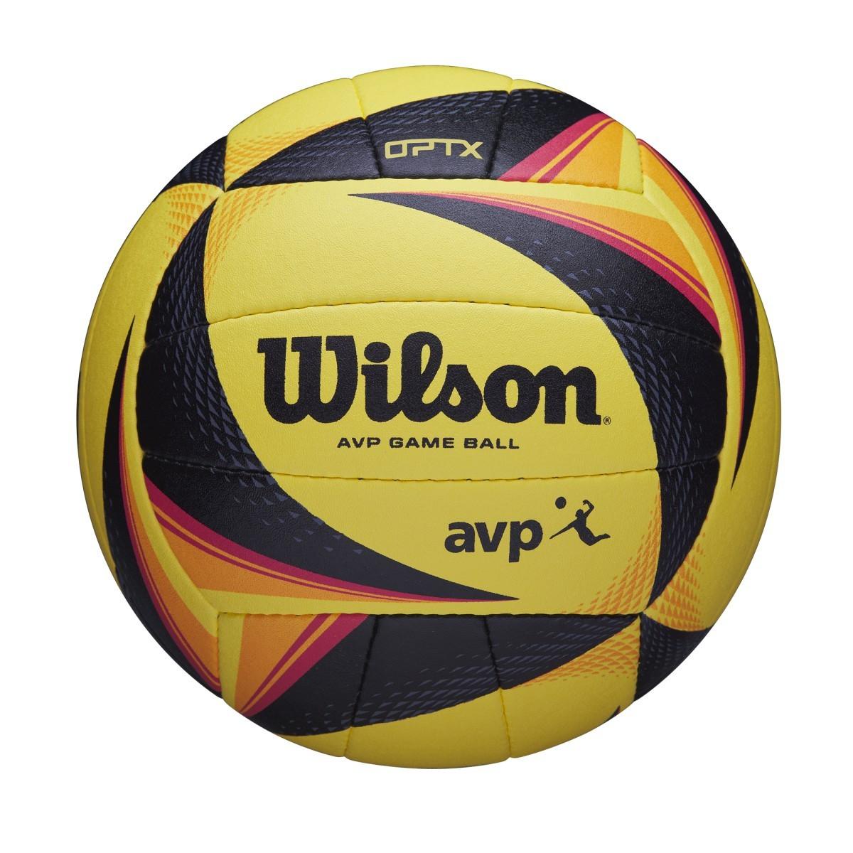 Ballon de Volley Wilson OPTX AVP VB OFFICIAL GB