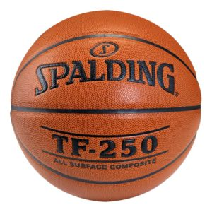 Ballon de Basket SPALDING TF250 IN/OUT