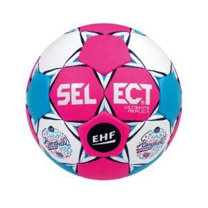 Ballon Select Réplica Ultimate EC France 2018 Officiel EHF
