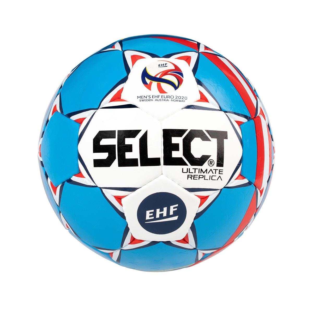 Ballon Select Réplica Officiel Ultimate Championnat Europe Handball 2020 EHF