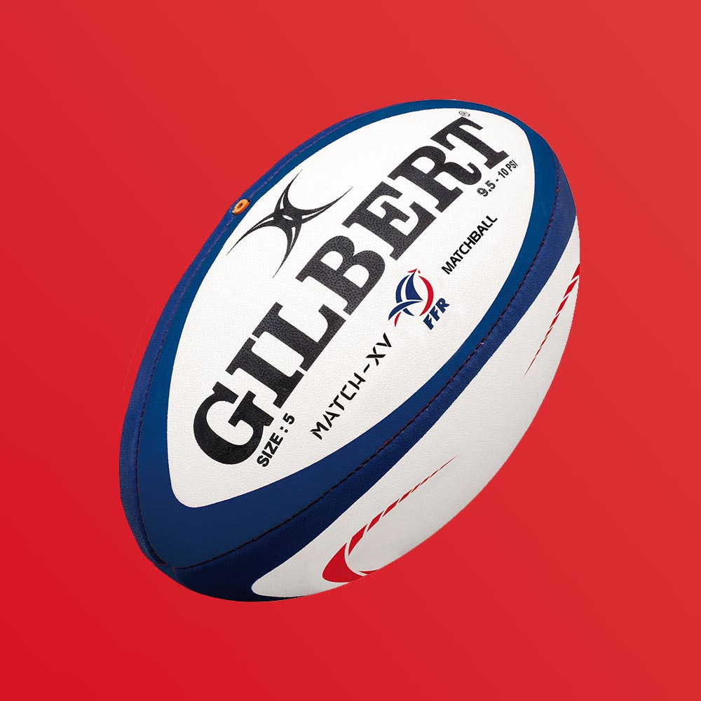 Ballon Rugby Gilbert France 2019 - Square HomePage