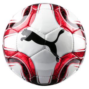 Ballon de Foot Puma Final 5 HS Trainer rouge