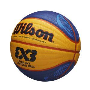 Ballon de Basket Wilson FIBA 3X3 OFFICIAL BALL 2020