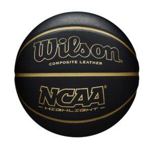 Ballon de Basket Wilson NCAA HIGHLIGHT