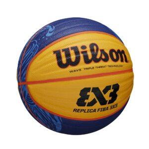 Ballon de Basket Wilson FIBA 3X3 REPLICA BALL 2020