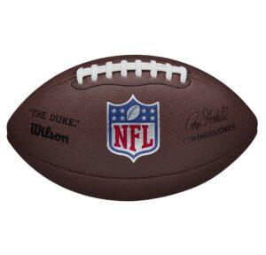 Ballon de Football Américain NFL DUKE REPLICA Deflat New 2020