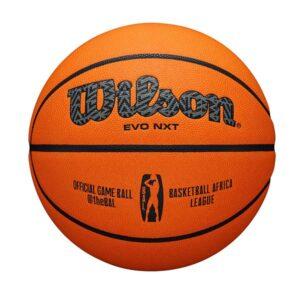 Ballon de Basket Wilson EVO NXT GAME BALL AFRICA LEAGUE