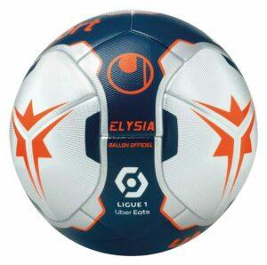 Ballon de Match Officiel Uhlsport Elysia Ligue 1 Uber Eats 2021