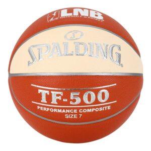 Ballon de Basket Spalding LNB TF500