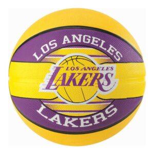 Ballon de Basket NBA Spalding des Lakers Los Angeles
