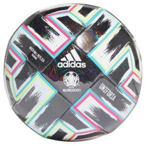 "Ballon d'entrainement adidas Uniforia ""Brillant Black"" EURO 2020"