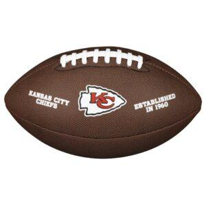 Ballon de Football Américain Wilson des Kansas City Chiefs